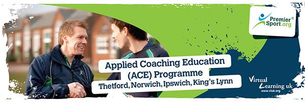 Premier Sport - Applied Coaching Education (ACE) Programme
