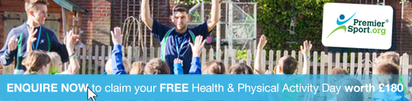 ENQUIRE NOW to claim your FREE Health & Physical Activity Day worth £180