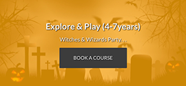 Explore and Play - 4 to 7 years