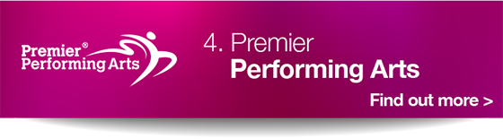4. Premier Performing Arts - Find out more >